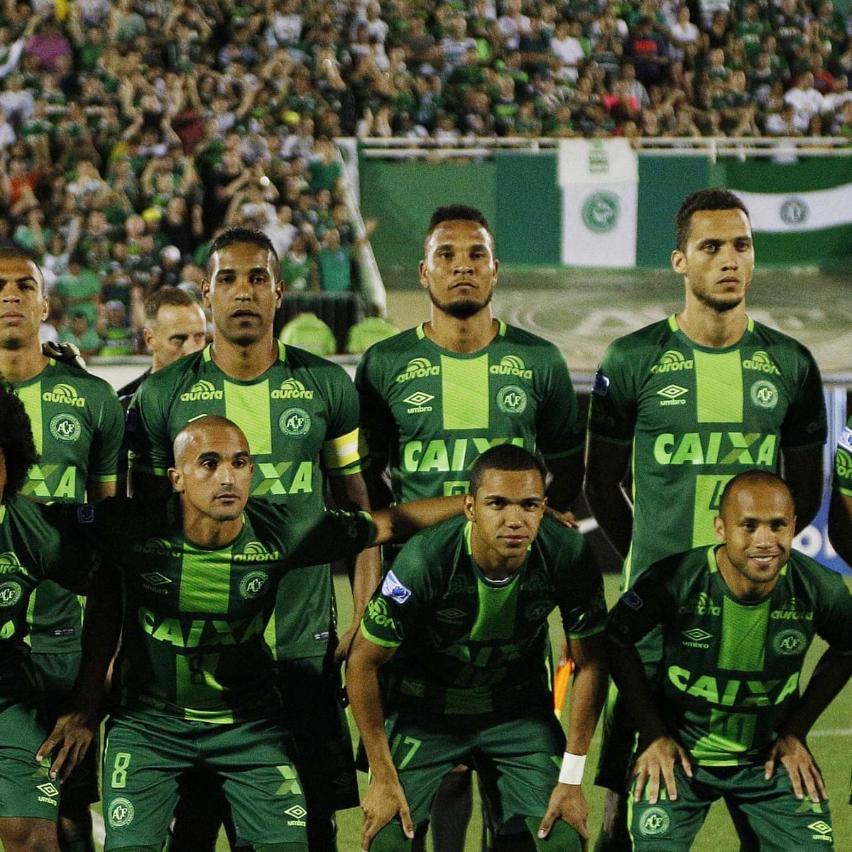 Brazilian team Chapecoense among those on board crashed plane | World news  | The Guardian
