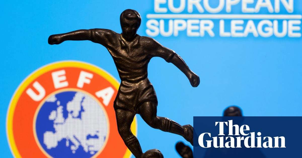 Nine of European Super League rebel clubs commit to Uefa competitions