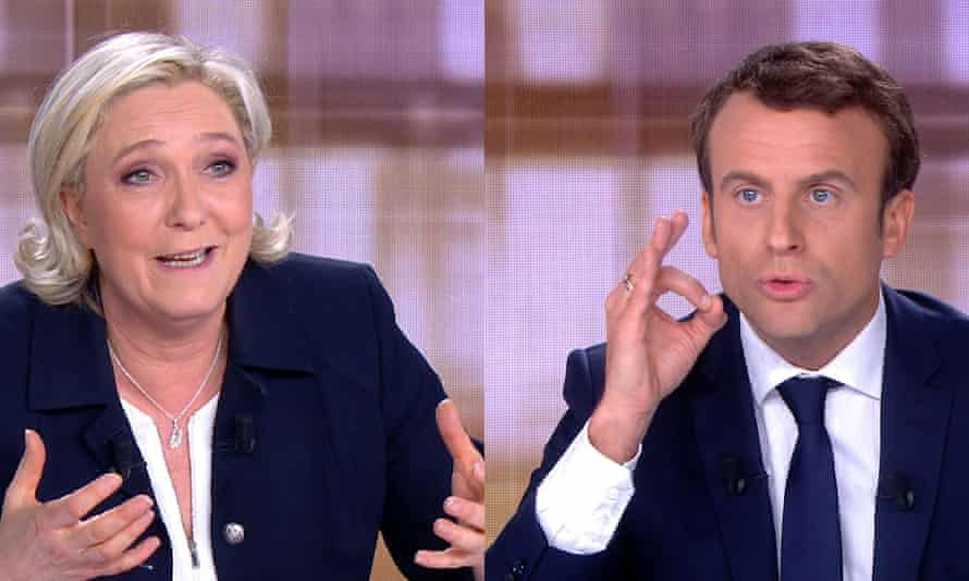 Liberals may not have approved of all of Emmanuel Macron's policies, but could see he was clearly preferable to the far-right Marine Le Pen