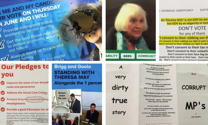 Political Leaflets That Made Us Laugh In The General Election
