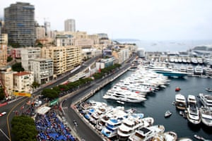 Mercedes' Lewis Hamilton will be looking to improve his record in Monte Carlo having won only twice in 12 visits.