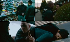 Stills from short film The Martyrs, made in the wake of the Christchurch attacks.