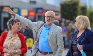 Jeremy Corbyn visits Bolton. The Labour leader will criticise the Conservative party's 'lurch to the far right' in a speech.