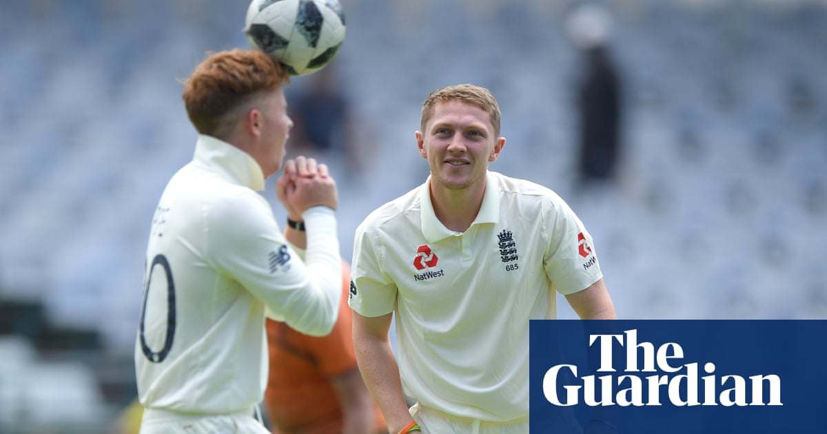 England's cricketers to look elsewhere for fun after accepting football ban