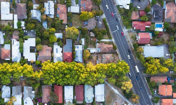 Given up on the dream': how Australia's housing market is