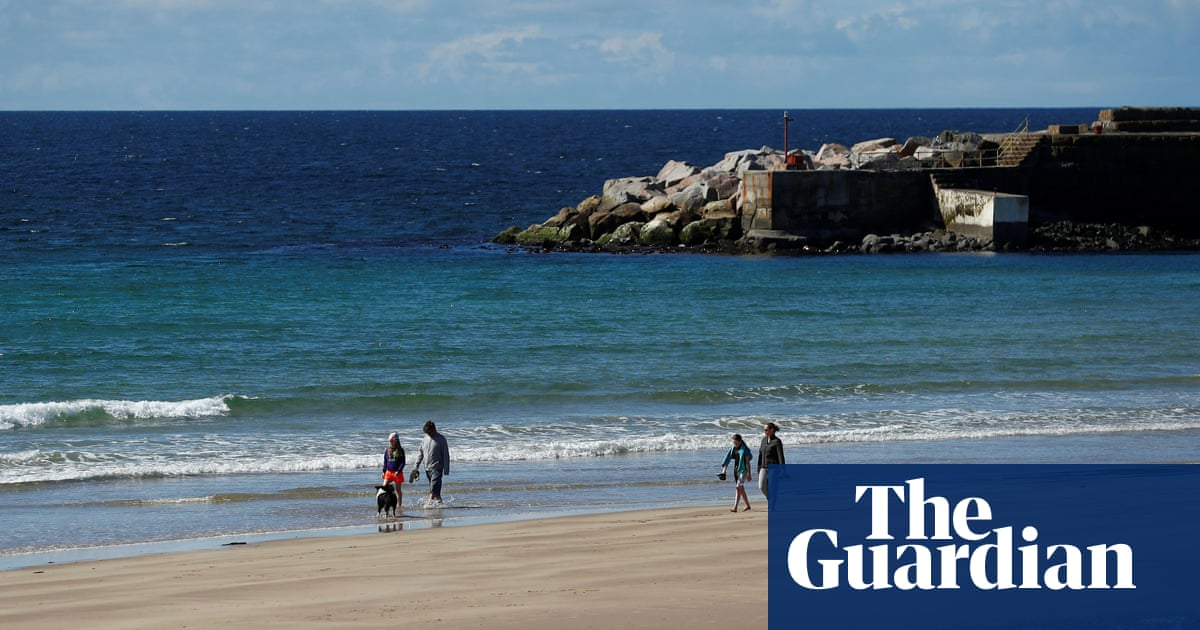 Happy holiday memories of Portrush: the world feels expansive here