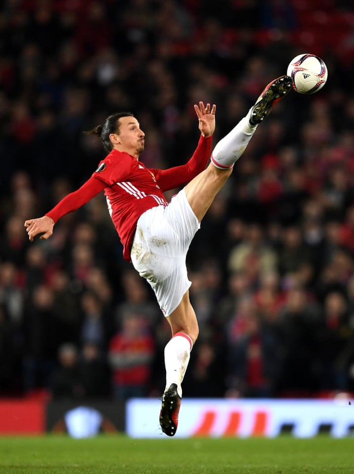 7826e4f5d43 How Manchester United became the Zlatan Ibrahimovic show | Paul Wilson |  Football | The Guardian