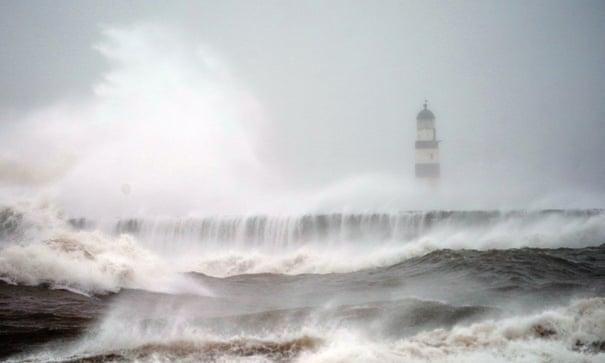 Met Office warns of dangerous roads after rain and floods | UK news