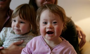 I didn't get the prenatal tests for Down's syndrome  Here's