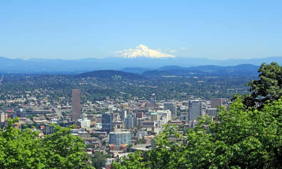 Portland City Guide What To See Plus The Best Hotels Bars And Restaurants Portland Usa Holidays The Guardian