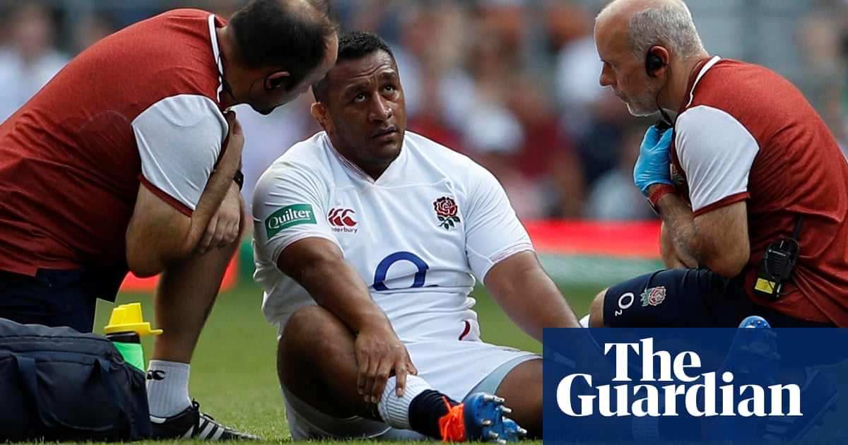 Mako Vunipola boost for England but Jack Nowell 'touch and go' for World Cup