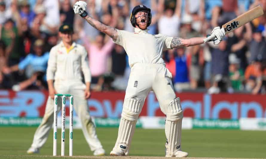 Ben Stokes enjoys Headingley win