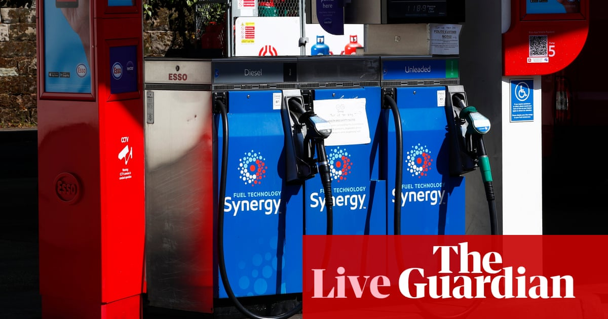 UK inflation rises to 0.7%, pushed up by fuel and clothes – business live