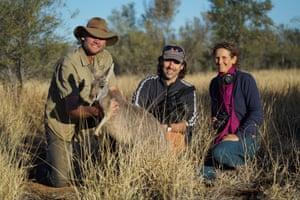 The directors of Kangaroo: A Love-Hate Story