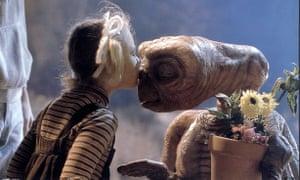 Drew Barrymore in ET.