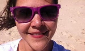 27 year-old Indigenous woman Naomi Williams.