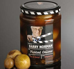 In 2007 Norman launched his own brand of pickled onions