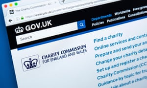 The Charity Commission website