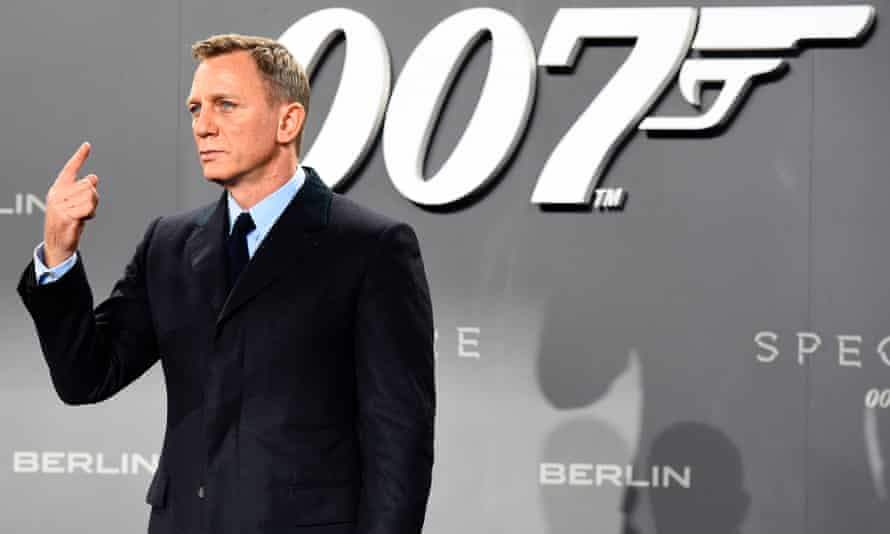 One more to go … Daniel Craig says Bond 25 will mark his last appearance in the franchise.