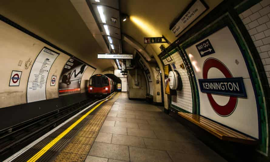 Tfl admits it cannot explain the powerful and unpleasant smells at Kennington station