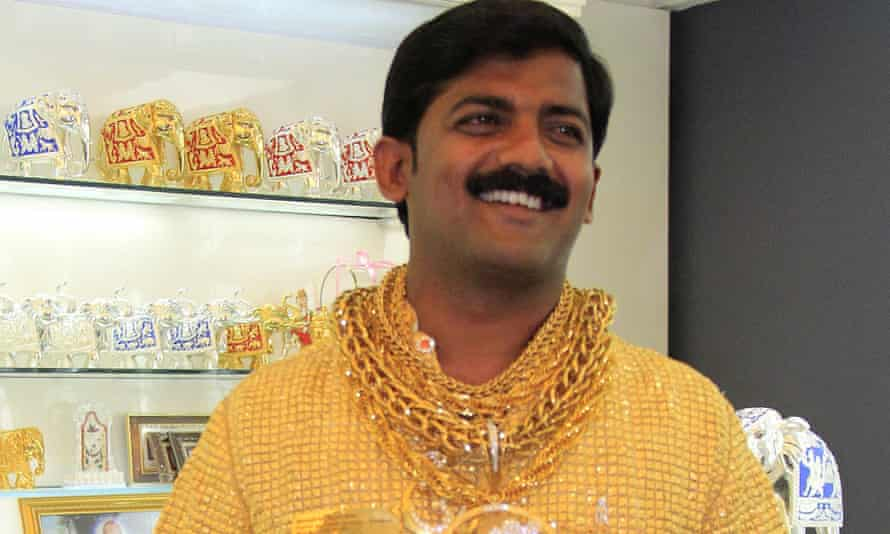 Indian businessman Datta Phuge, who bought a shirt made entirely of gold in 2013, has reportedly been killed.