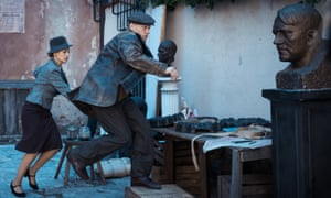 A film with a confident, committed sweep … Kurier
