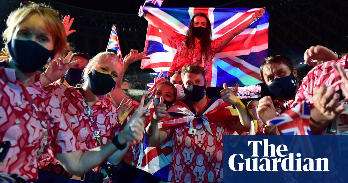 GB finishes 'rollercoaster' Paralympics with medal haul that beats London 2012