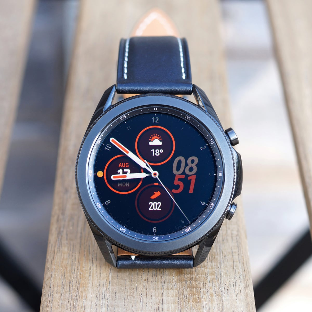 Samsung Galaxy Watch 3 Review The New King Of Android Smartwatches Samsung The Guardian