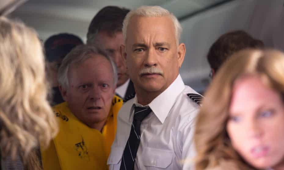 Tom Hanks in Sully: