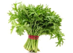 Chop suey greens