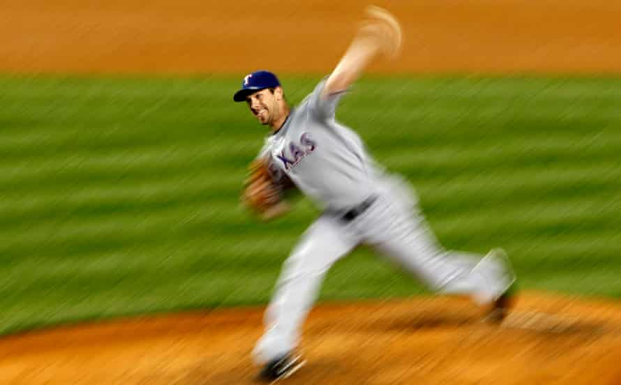 Cliff Lee's time in Texas was a whirlwind.