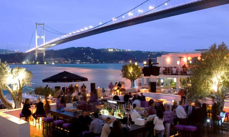 Reina nightclub in Istanbul