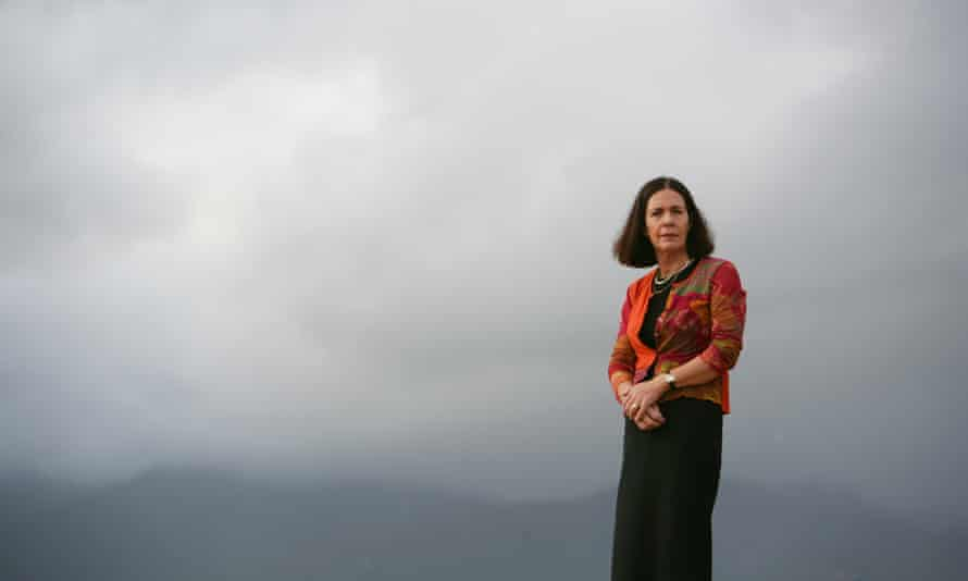 Professor of obstetrician and gynaecology Caroline de Costa.