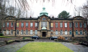 Redhills, the headquarters of the Durham Miners' Association in County Durham.