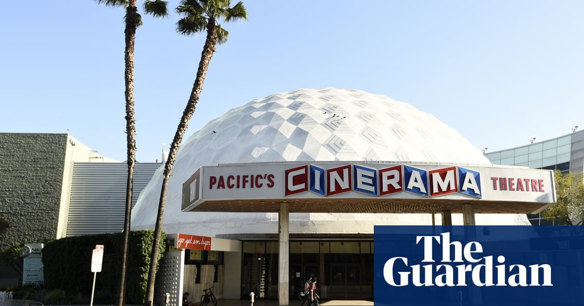 Hollywood stars lament closure of Cinerama Dome, home to film premieres
