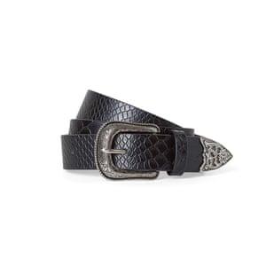 Belt, £14.99, hm.com