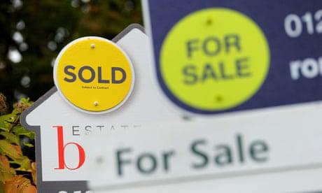 UK house prices dip; eurozone faces double-dip recession – business live
