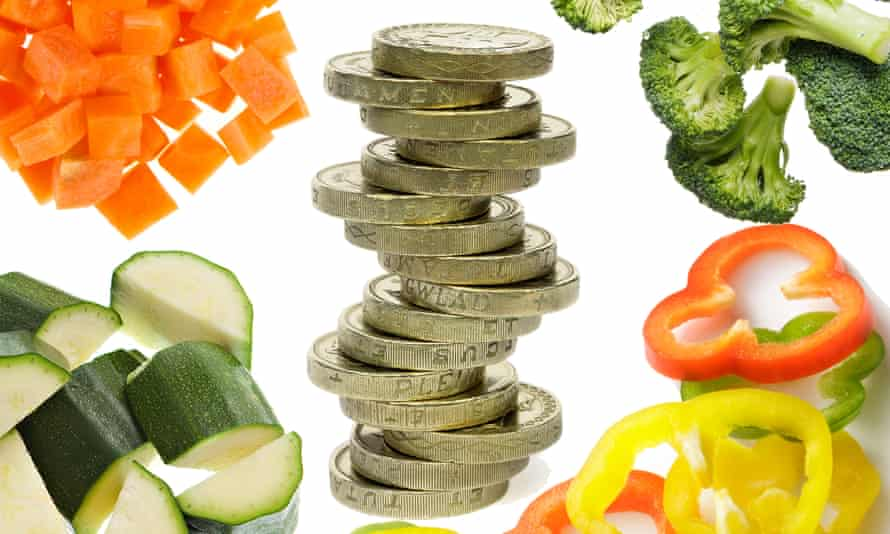 The National Obesity Forum suggests putting small amounts of money into a bank account in exchange for a child eating greens.