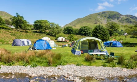 Holiday accommodation providers from campsites to cottages are reporting a big increase in interest for 2021.