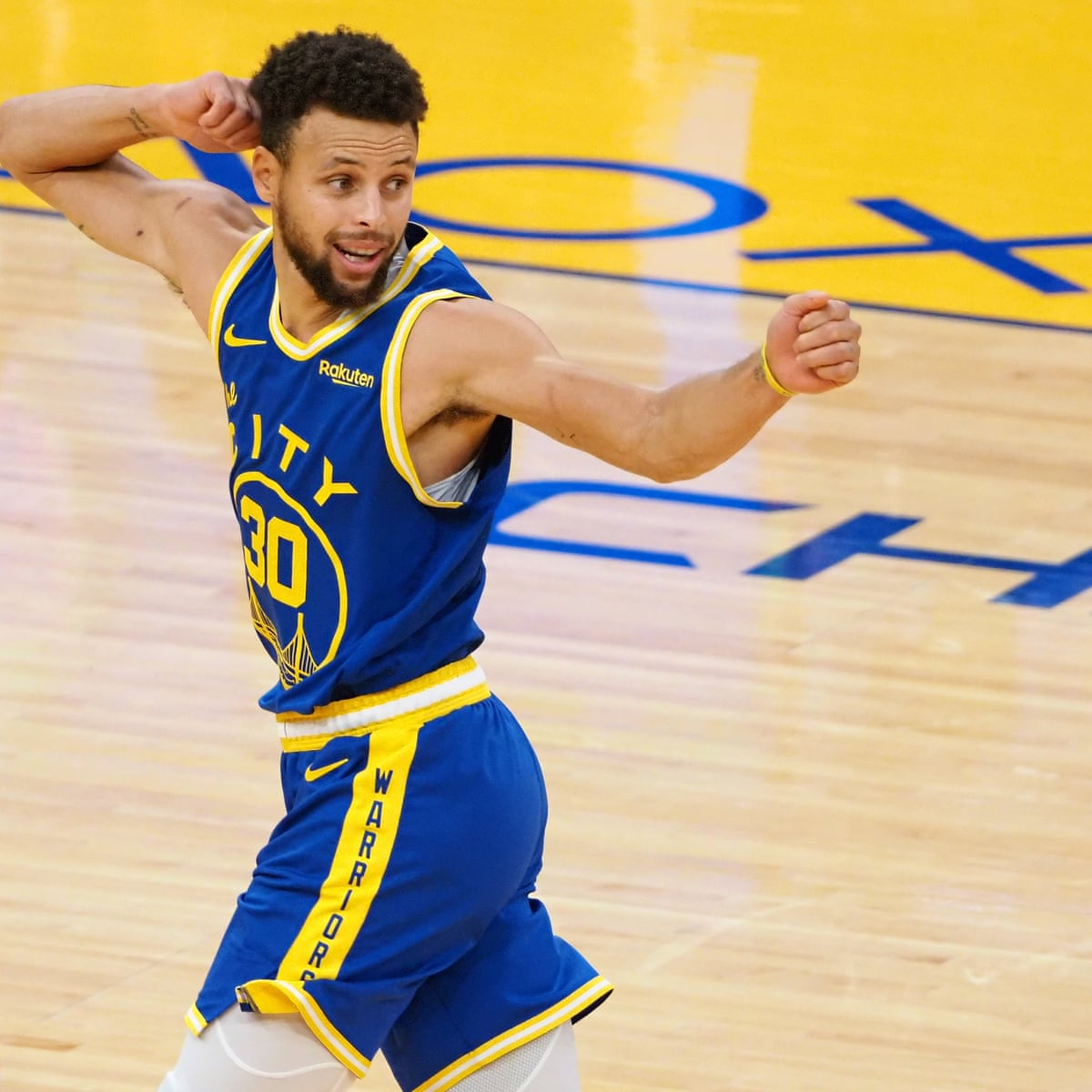 The Pure Joy Of Watching Steph Curry Return To Otherworldly Form Stephen Curry The Guardian