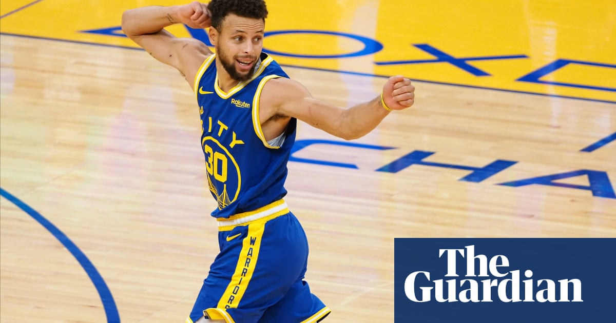 The pure joy of watching Steph Curry return to otherworldly form