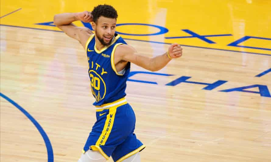 The pure joy of watching Steph Curry return to otherworldly form | Stephen Curry | The Guardian