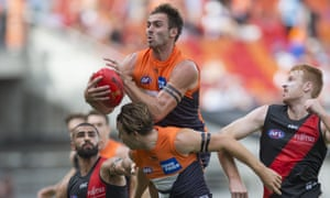 AFL, GWS v Essendon