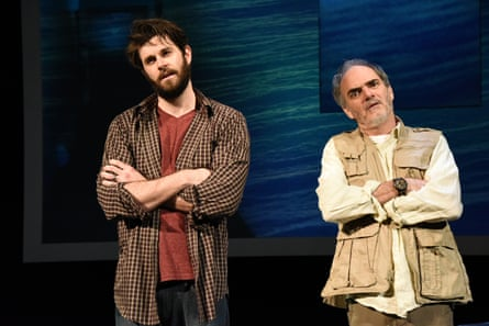 The play's producer, Dan O'Brien, said: 'Journalists are trying to find the truth that often people don't want to hear or see.'