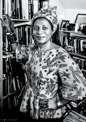 Florence Ayisi, professor of international documentary film at the University of South Wales