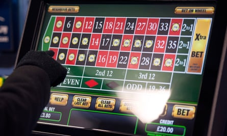 Roulette is by far the most popular game on the fixed odds betting terminals in Britain's betting shops.