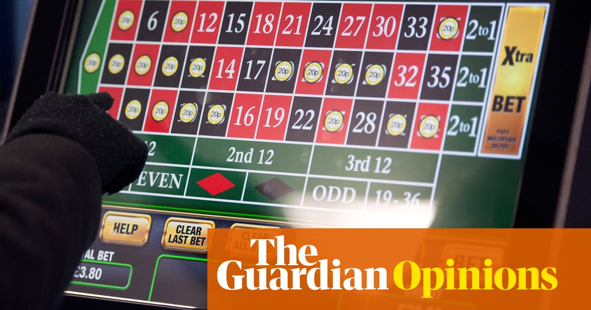 I ran a bookies for 12 years – they deserve no sympathy for