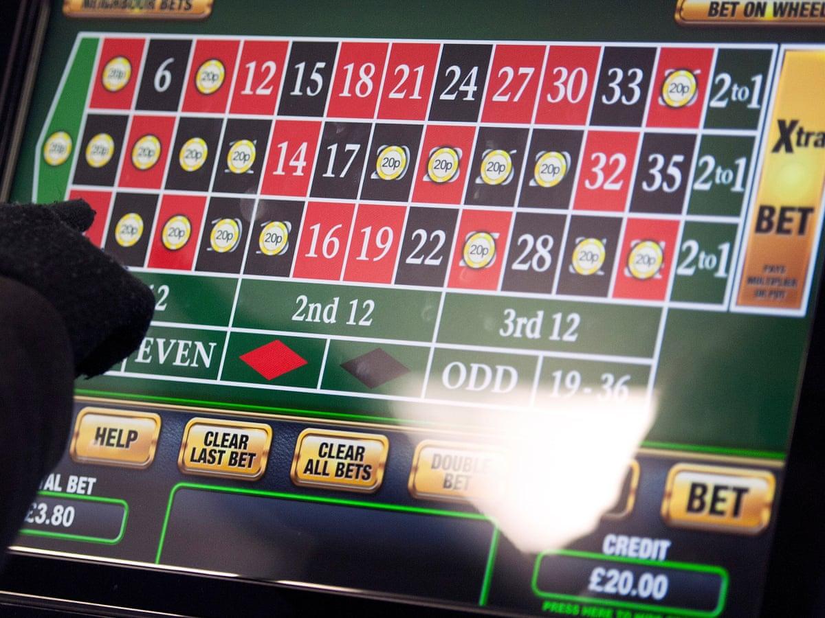 inside a betting shop vacancies