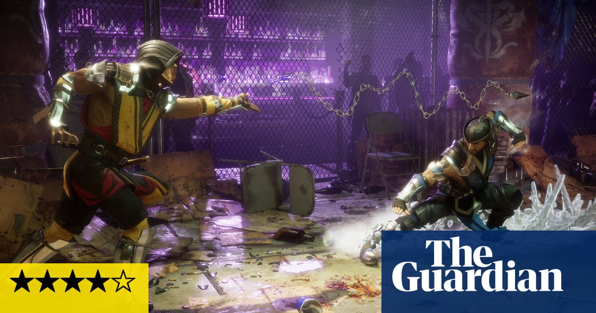 Mortal Kombat 11 review – the best, goriest, fighting game