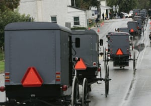 Amish shooting funeral